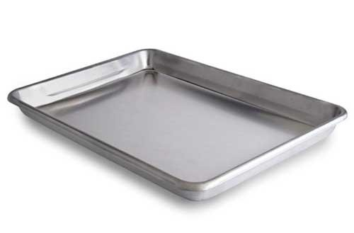 Vollrath 68357 Bake and Roast Pan - 15 quart, NSF, 6 Pack