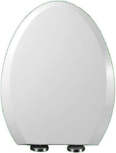 S-graceful便座U/V / Oタイプ尿素ふた付きトイレふた1秒分解トイレカバー、45 * 36 CM