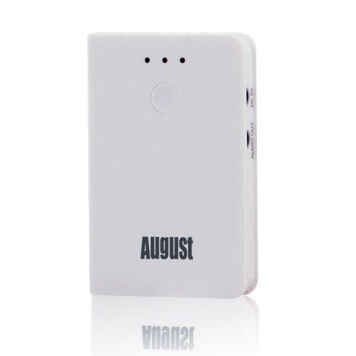 40 opinioni per August MR220W Ricevitore Audio Bluetooth – Sistema Plug & Play per ascoltare la