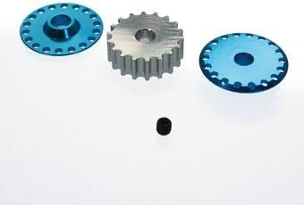 イーグル模型 TT02FRD用3rdドライブプーリー18T 4mm穴(LBL) #TT02FRD21-18-LB