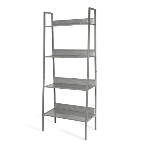 dar Living 4-Tier Storage, Moon Mist