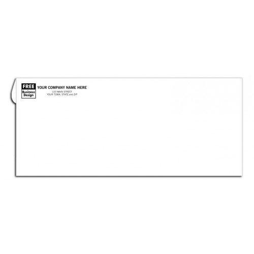 Customized Business Envelope #10 Business Envelope
