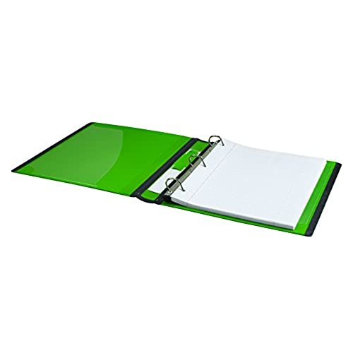 80 off 1 staples better view binder with d rings green