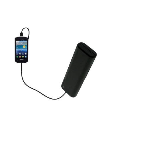 AA Battery Pack Charger compatible with the Samsung SCH-I405