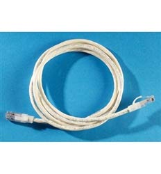 7 Ft Patch Cable: Ortronics Clarity Ortronics Cat 5e White