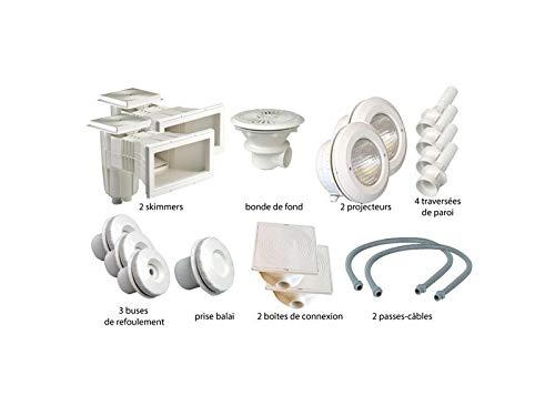 Kit n/°2 pi/èces /à sceller liner