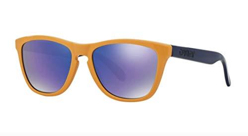 Oakley Limited Edition Aquatique Frogskin Sunglasses Drop Off/Blue Iridium, One Size (Oakley Frogskin Frauen)