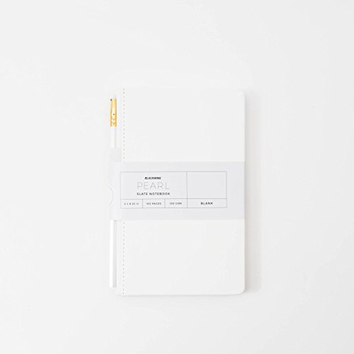 Blackwing Pearl Slate Notebook (Blank) by Blackwing