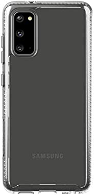 tech21 Pure Clear for Galaxy S20 5G Phone Case - Hygienically Clean Germ Fighting Antimicrobial Properties wit