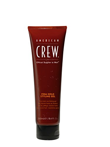 Crew Italian (American Crew Firm Hold Styling Gel Tube, 8.4 Ounce)
