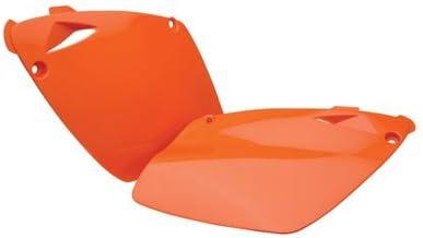 Acerbis Side Panels KTM Orange for KTM 200 EXC 1998-2003