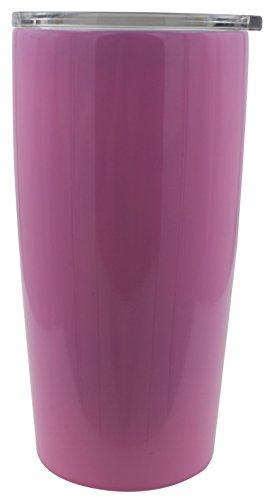 SSMG TXG-513921 Stainless Steel Tumbler, Pink, 20 oz