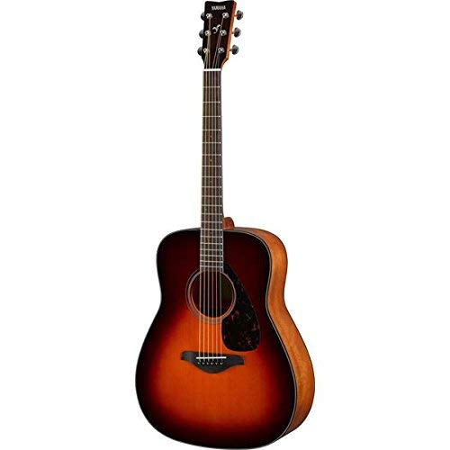 Yamaha FG800 Acoustic Guitar – Brown Sunburst