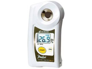 Atago Digital pocket Brix meter wide range model PAL-J from Japan by Atago