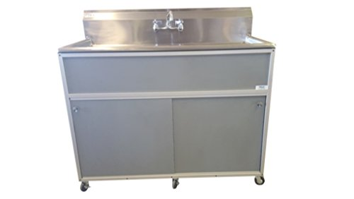 portable sink hot and cold water - 9