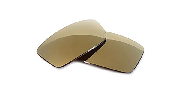 bef1f9a128692 Amazon.com  Fuse Lenses for Wiley X Cruise - Bronze Mirror Tint  Clothing