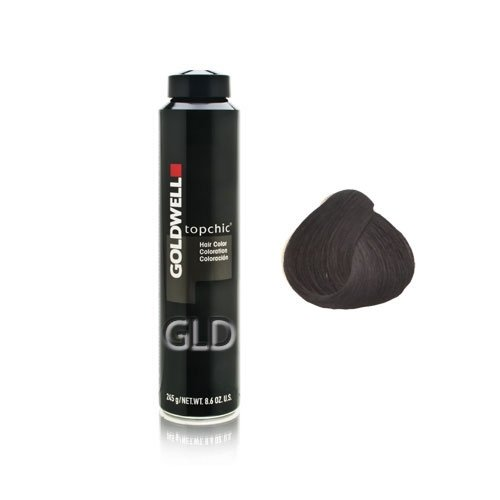 Goldwell Topchic Hair Color Coloration (Can) 4NN Mid Brown - Extra by Goldwell