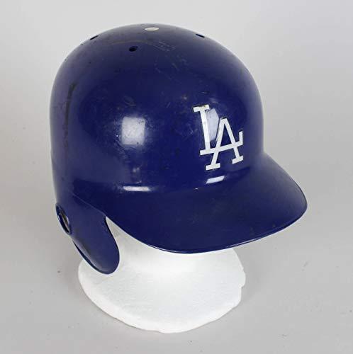 ba570c8ee1a 1994 Delino DeShields Game-Worn Batting Helmet Dodgers - COA 100% Team