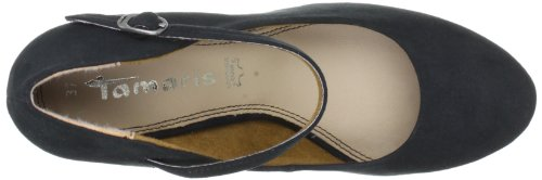 Tamaris Black, Women's Oxfords Schwarz (Black 001)