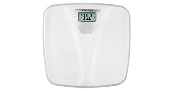 Amazon.com: O Meter color blanco Digital Escala de Salud ...