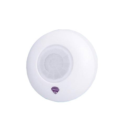 (AOLIKES PIR Sensor 360 Degree Motion Detector Wired Wall/Ceiling Mount Passive Infrared Motion Detector Alarm - Anti-tamper Feature)