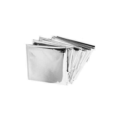 Emergency Mylar Thermal Blankets (Pack of 500)