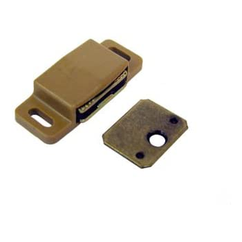 Amerock Single Magnetic Catch For Cabinet Door Tan - Cabinet And ...