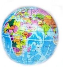 Unbekannt 12 pelotas/Spring pelotas 7,5 cm – – Bola del mundo ...