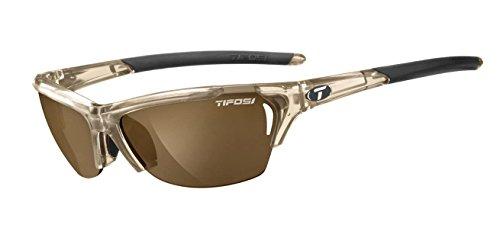 Tifosi Radius 1050604760 Polarized Wrap Sunglasses,Crystal Brown,141 - Tifosi Sunglasses Polarized