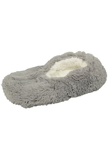 Capelli New York Hausschuh Cozy Polar Bear Grey