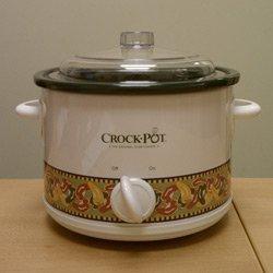 Rival 2 Qt Crock Pot Slow Cooker