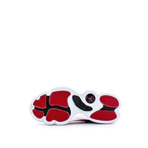 Jordan 6 Rings Gym Red/Black-White (PS) (3 M US Little Kid) by Jordan (Image #2)