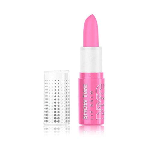 NYC Show Time Lip Balm - Popular Pink