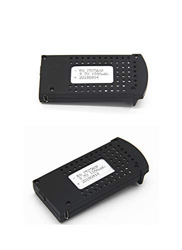 2pcs Batería Recargable de 3.7V 1200mAh Li-po para DM107S SG700 ...