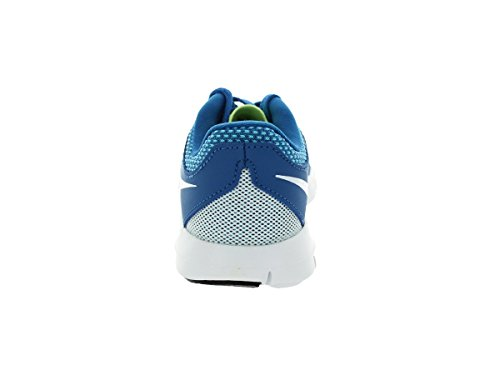 Nike Kids Free 5 (PS) Mltry Bl/Wht/Plrzd Bl/Mdnght N Running Shoe 11 Kids US yPG2SC