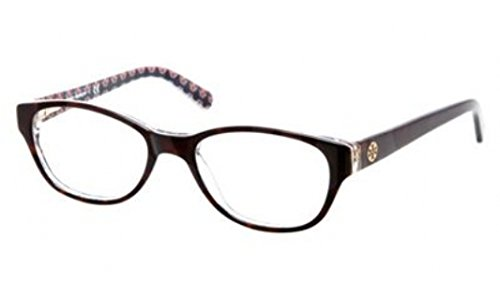 Tory Burch TY2031 Eyeglass Frames 1043-51 - Tortoise Frame, Demo Lens by Tory Burch