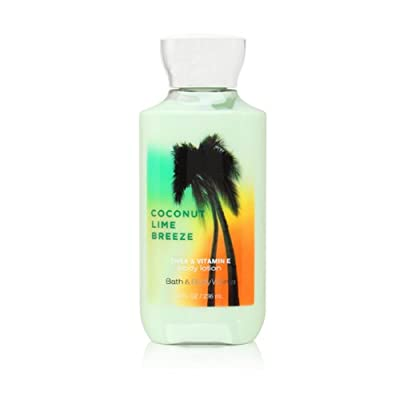 Bath and Body Works - Loción Corporal Coconut Lime Breeze Bath And Body Works