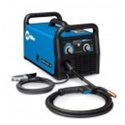 Millermatic 211 MIG Welder with Advanced Auto-Set - 907614 by Miller Electric