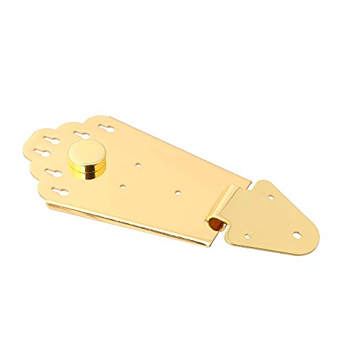 Trapeze Tailpiece String Bridge for Archtop Jazz Guitar Replacement Parts -