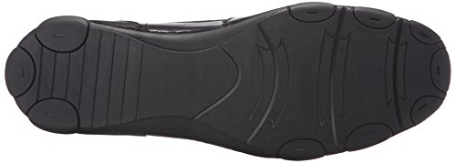 Kenneth Cole Réaction Mens College Tour Slip-on Mocassin Noir