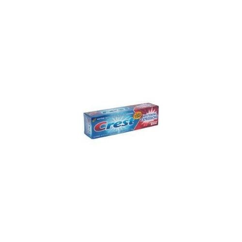 Crest Complete Multi-Benefit Whitening Expressions Cinnamon Rush Flavor Toothpaste, 6 oz - Buy Packs and SAVE (Pack of 3) ()