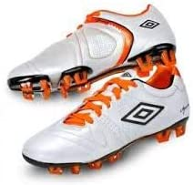 Umbro Speciali 3 Premier HG Soccer Cleats Youth Size 5.5 White
