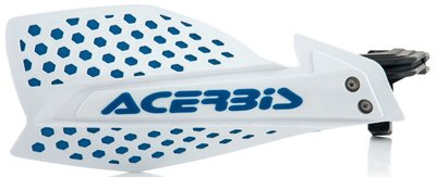 Acerbis Atv - Acerbis 7/8 or 1 1/8 X-Ultimate MX Motocross ATV Handguards White/Blue