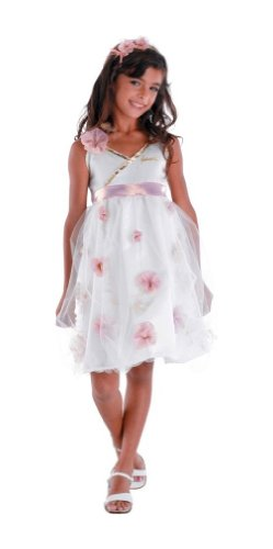 Gabriella Prom Costume - Child Costume deluxe - Small (4-6X) - Gabriella Dress Child Costumes