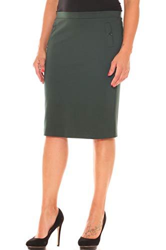 Vert Jupe Femme Emanuela Fonc Costa XS6wRqAx
