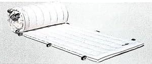 体操マット(フェルト+合成スポンジ)D-4625