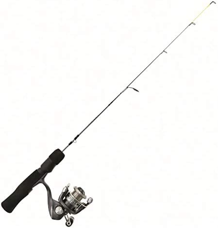 SHIMANO Sienna Ice Fishing Spinning Combo