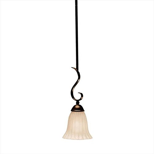 - Builder 3427TZ Willowmore 1 Light Mini Pendant in Tannery Bronze /RM#G4H4E54 E4R46T32525842