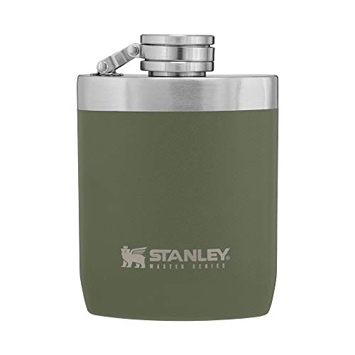 Insulated Flask with Never-Lose