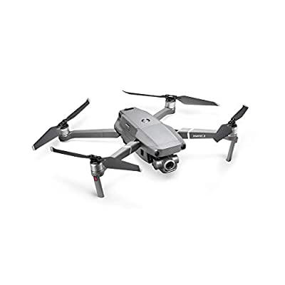 "DJI Mavic 2 Zoom Drone Quadcopter with 24-48mm Optical Zoom Camera Video UAV 12MP 1/2.3"" CMOS Sensor (US Version)"